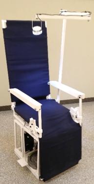 Dental chair prototype