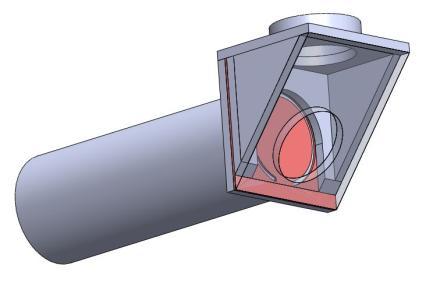 Elbow valve of sleep apnea device