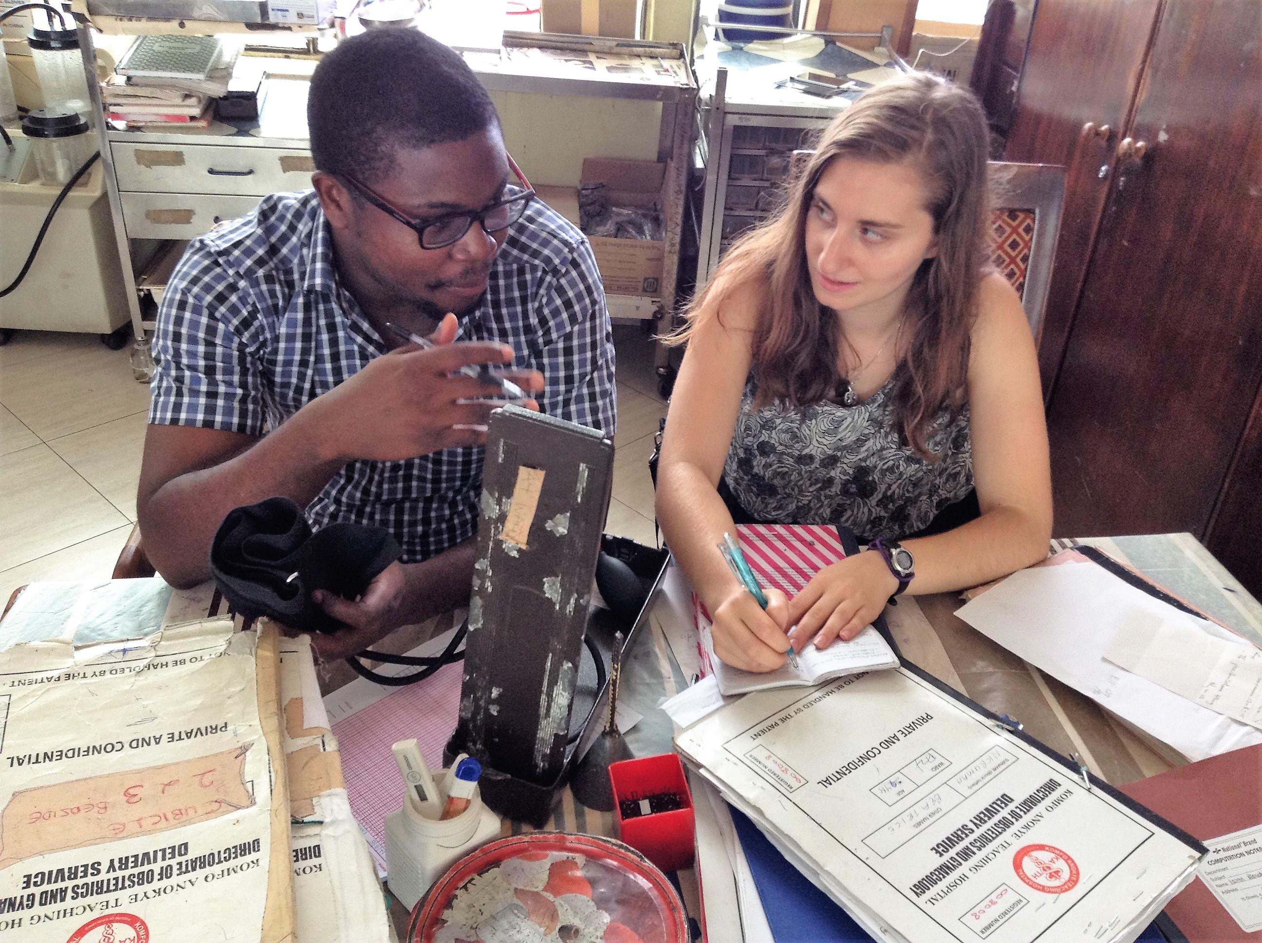 Design for Global Health Academic Program